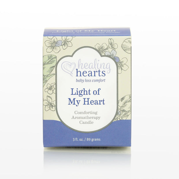 Earth Mama Organics: Light of my Heart Candle