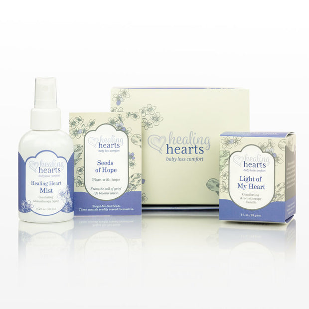 Earth Mama Organics: Healing Hearts Comfort Kit