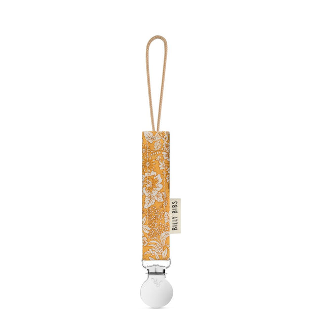 Ryan and Rose- BILLY CUTIE CLIP- Yellow Floral LE