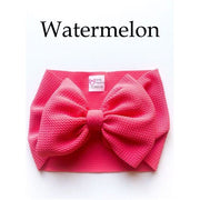Little Lopers Bow: Watermelon (All Styles)