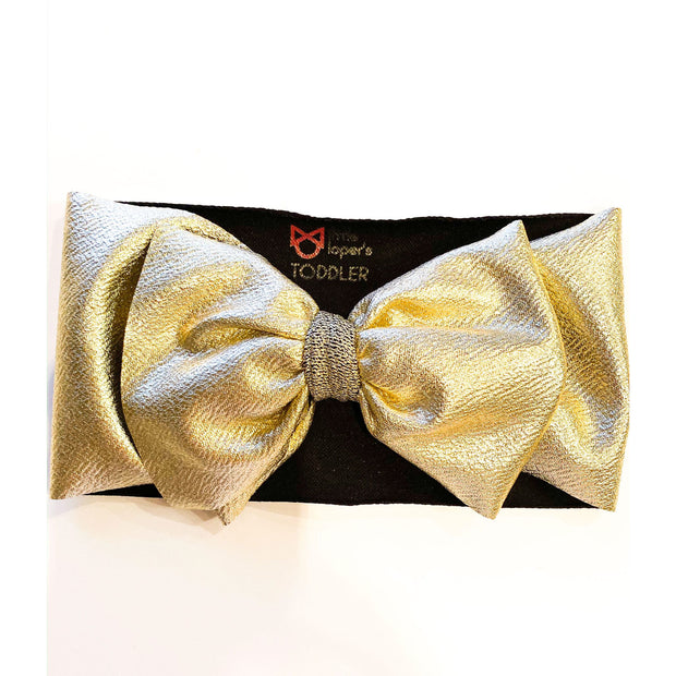 Little Lopers Bow: Goldie (All Styles)