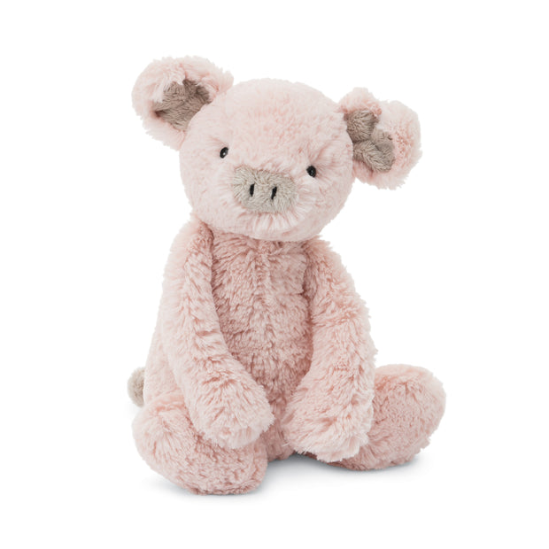 "Jellycat: Bashful Pig Medium (12"")"