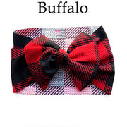 Little Lopers Bow: Buffalo (All Styles)