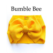 Little Lopers Bow: Bumblebee (All Styles)