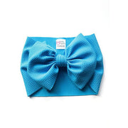 Little Lopers Bow: Caribbean Blue (All Styles)