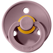BIBS Pacifiers: Classic Round - Heather