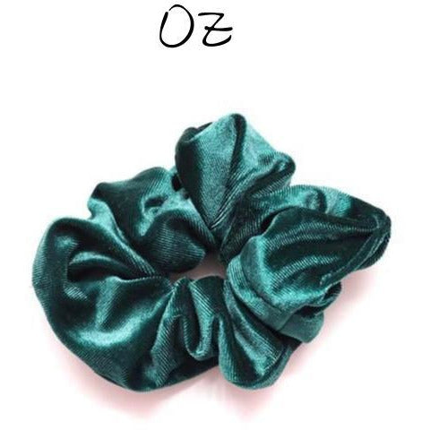 Little Lopers Velvet Scrunchies (Various Colors)