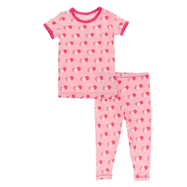 Kickee Pants Pajama Set: Lotus Birthday