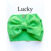 Little Lopers Bow: Lucky (All Styles)