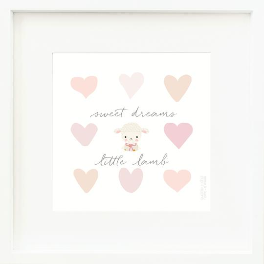 "cuddle+kind: Lucy the Lamb - little (13"")"