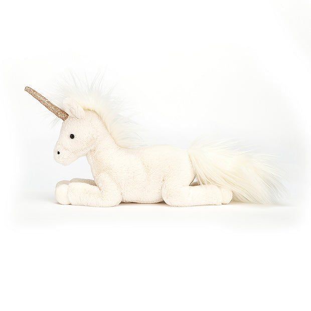"Jellycat: Luna Unicorn Medium (15"")"