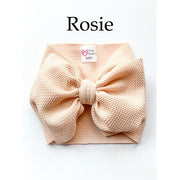 Little Lopers Bow: Rosie (All Styles)