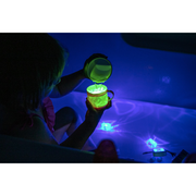 Glo Pals: 4 Pack Light Up Cubes Green - Pippa