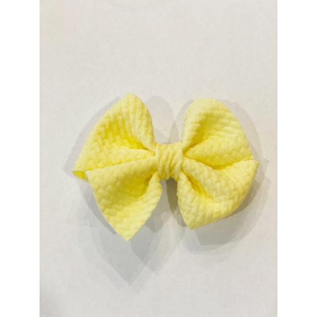 Little Lopers Butterfly Bow: Sunrise (All Styles)