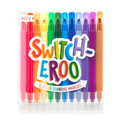 OOLY: Switch-eroo! Color-Changing Markers 2.0