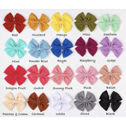 Little Lopers Butterfly Bow: Fierce (All Styles)