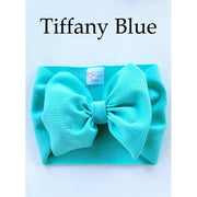 Little Lopers Bow: Tiffany Blue (All Styles)