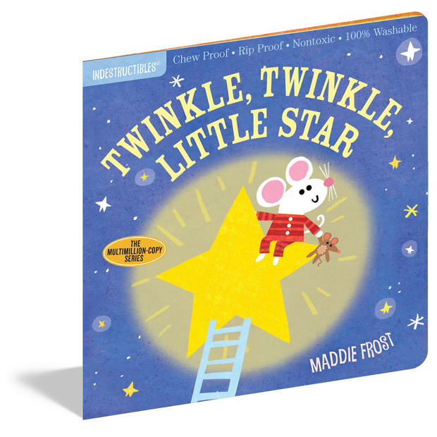 Indestructibles: Twinkle Twinkle Little Star