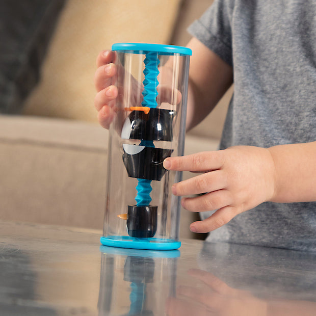 Fat Brain Toys: Wiggle Stix Waddlers - Penguin