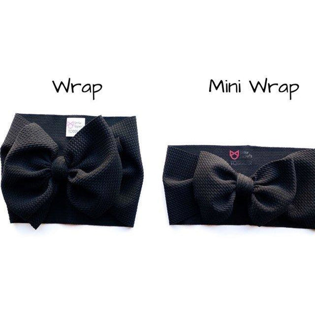 Little Lopers Bow: Red (All Styles)