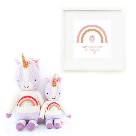 "cuddle+kind: Zoe the Unicorn - little (13"")"