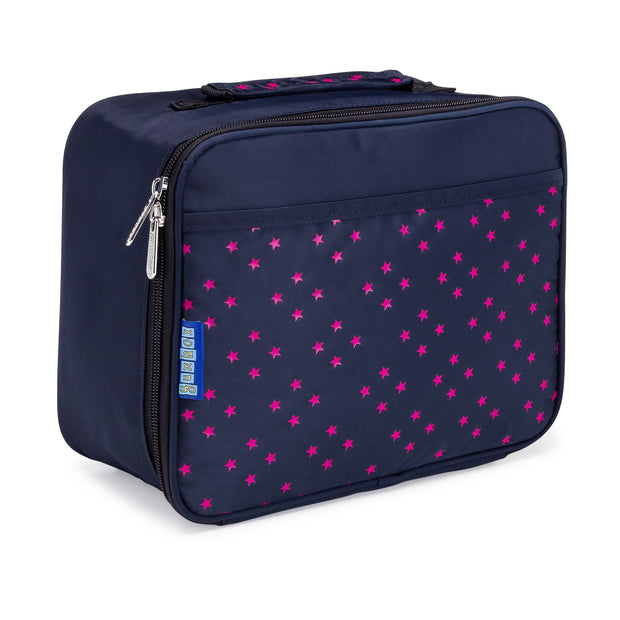 YumBox Accessories: Midnight Blue Stars Lunchbag