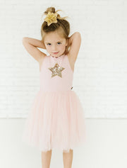 Petite Hailey Star Tutu Dress: Pink