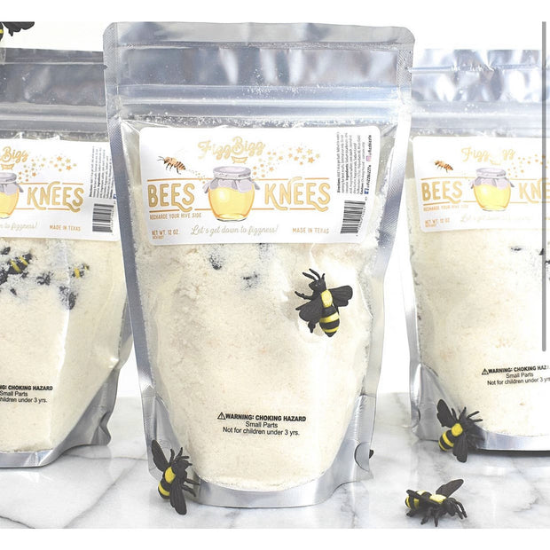 Fizz Bizz Kids Bath Salts: Bees Knees