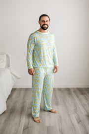 Little Sleepies Men's Pajama Top: Bananas