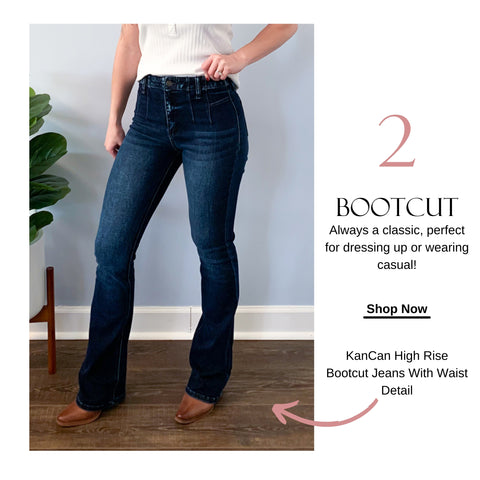 Homegrown Hearts Boutique 5 Must Have Denim Styles You Need Now