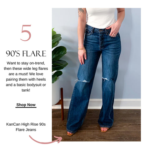 Homegrown Hearts 5 Must Have Denim Styles You Need Now