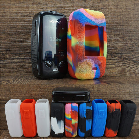 ModShield for Rincoe MANTO 228W TC Silicone Case ByJojo Protective Cover