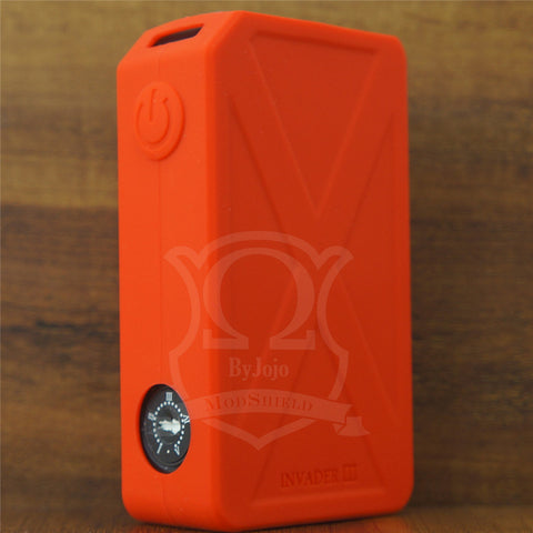 ModShield for TESLA INVADER 3 III Silicone Case 240W Skin Sleeve