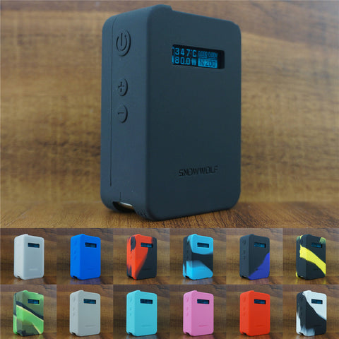 ModShield for Laisimo SnowWolf Mini PLUS 80W TC Silicone Case Shield