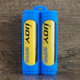ModShield for 20700 & 21700 Double Battery Silicone Case ByJojo Protective Holder