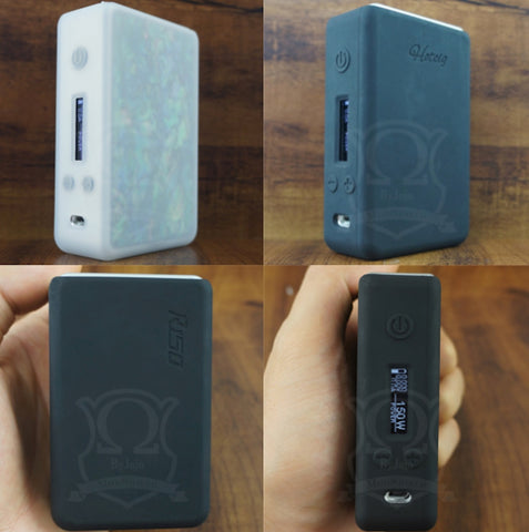 ModShield Silicone Case for Hotcig R150 150W TC Hot Cig R 150 Cover