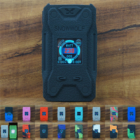 ModShield for SnowWolf XFENG 230W TC Silicone Case ByJojo