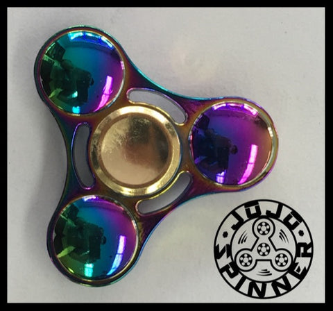 Jojo Spinner MS-29 Fidget Spinner Lead Free Metal
