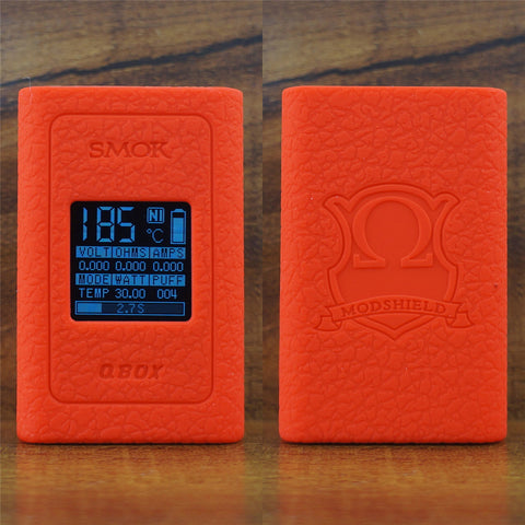 ModShield for Smok QBOX 50W TC SIlicone Case Skin Shield
