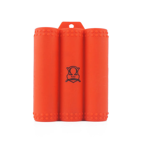 ModShield for 3 Battery 18650 Silicone Case ByJojo Protective Skin Sleeve