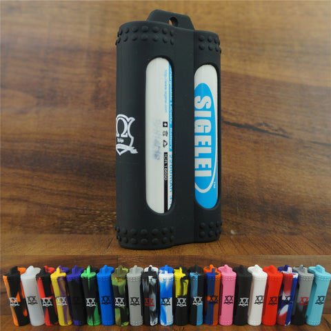 ModShield for 2 Battery 18650 Silicone Case ByJojo Cover Sleeve Skin