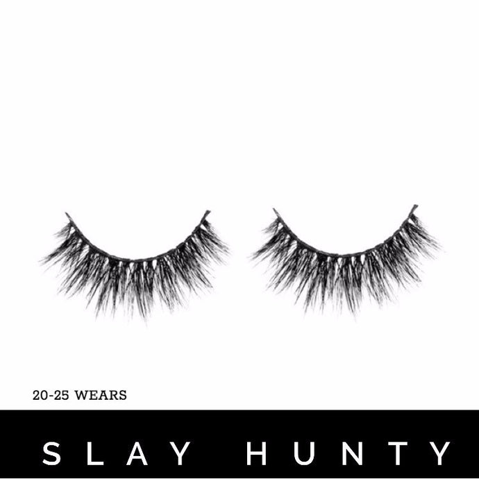 Slay Hunty 3D Mink Lashes