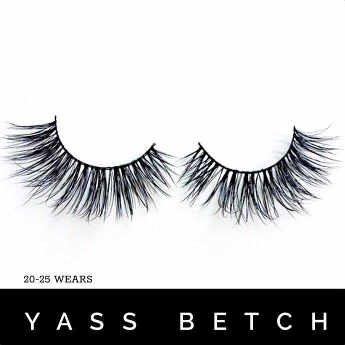 Yass Betch 3D Mink Lashes