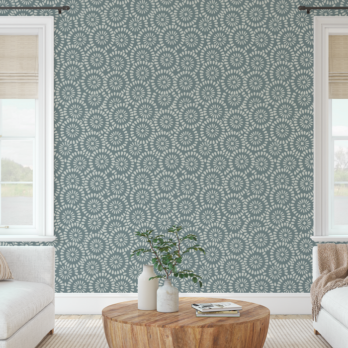 How to stencil a repeat pattern