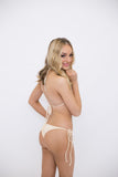 Lolli Swim Hugs Bottom in Pink Champagne