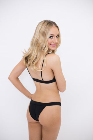 Taje Nala Bottom in Black