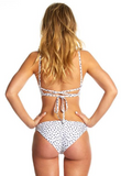RH Swimwear Moulded Triangle Top in Speckled