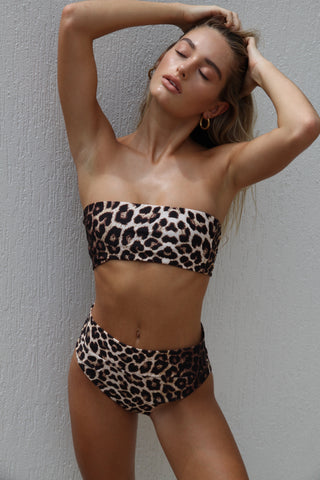 Isidora Cannes Leopard Bottoms