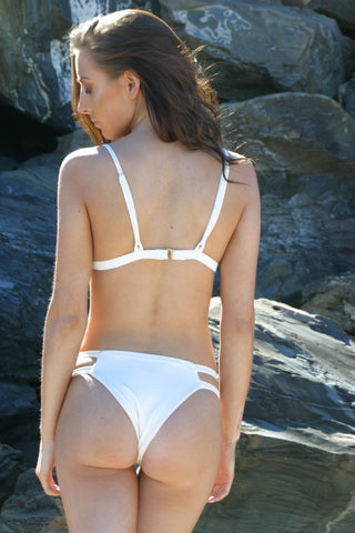 M + M Kendall Bottoms in White