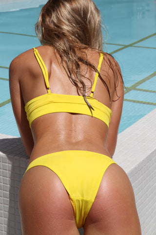 Isidora St. Tropez Canary Yellow Bottoms